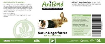 AniForte Natur Hasenfutter 10 Liter