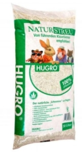 Hugro Hanfeinstreu – Hasenstall-Einstreu - 1