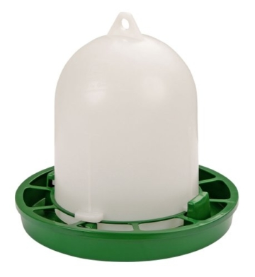 Kerbl Futterautomat 1 kg Kunststoff