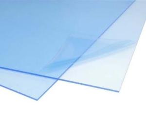 Hasenstall selber bauen - Plexiglasplatte